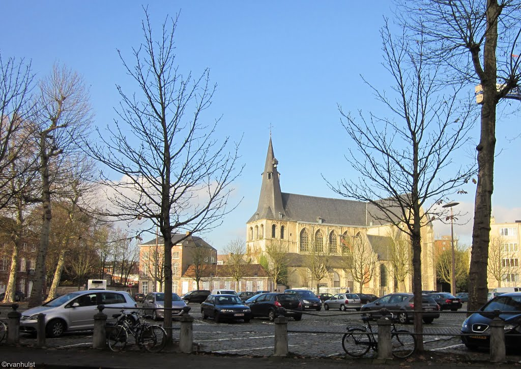 Parking Sint-Jacobs