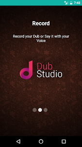 Dub Studio: Dub and Voice it screenshot 1