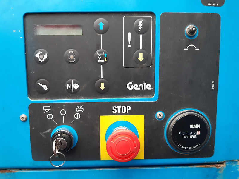 Picture of a GENIE GS-3390 RT