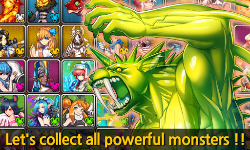 Monster Field : New Card RPG screenshot 11