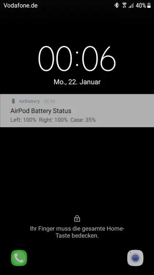 AirBatteryPro