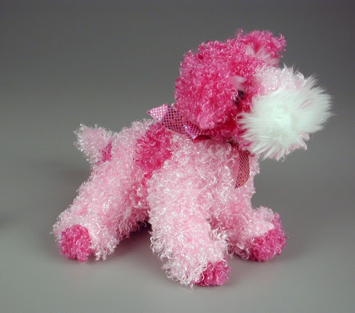Stuffed animal:Glitters