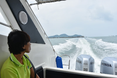 Travel from Phuket to Ao Nang by speed boat