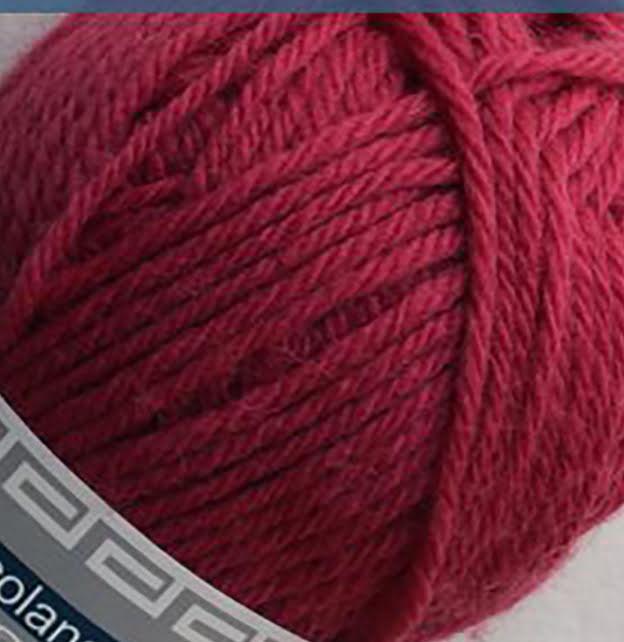 Peruvian Highland Wool - 226 Rasberry Pink