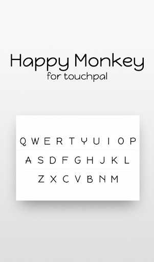 Free Happy Monkey Cool Font