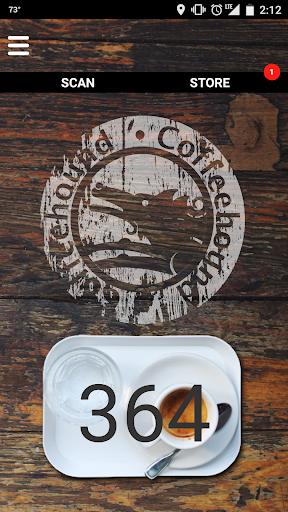 Coffee Hound Rewards