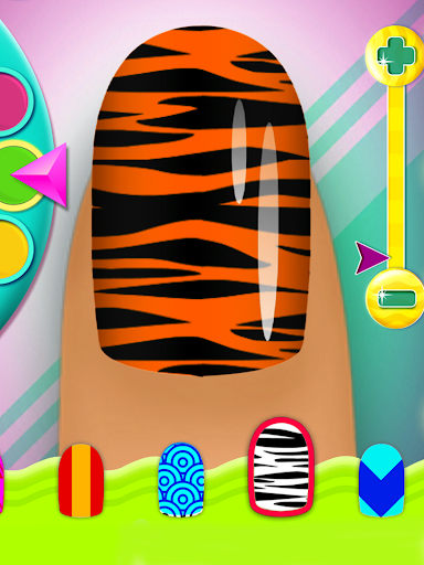 Code Triche Les ongles en folie Crayola APK MOD screenshots 3