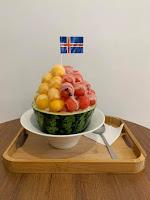 冰島手作雪花冰