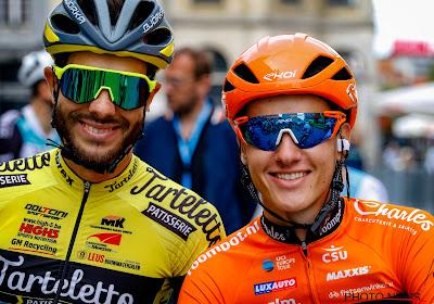 Duo van Tarteletto-Isorex in vroege vlucht maar vijfde rit in Rwanda draait uit op sprint en weer een zege voor Boileau