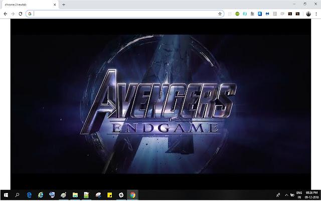 Avengers Endgame Theme