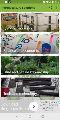 Permaculture Solutions 1.0 screenshots 1