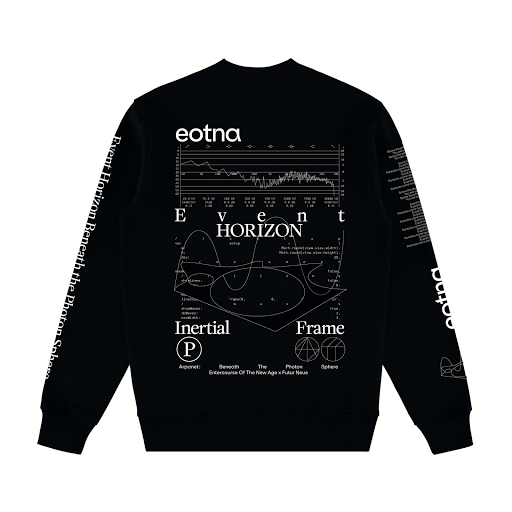 Event Horizon 2- EOTNA x Futur Neue - sweat shirt