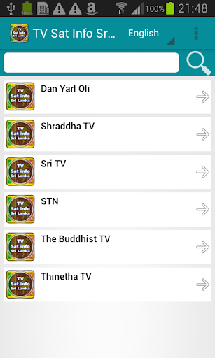 TV Sat Info Sri Lanka