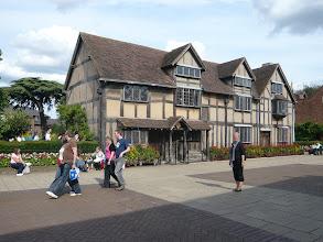 Photo: Stratford-upon-Avon, Geburtshaus von Shakespeare