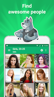 Get new friends on local chat rooms 2