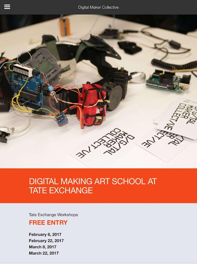 Digital Maker Live- screenshot