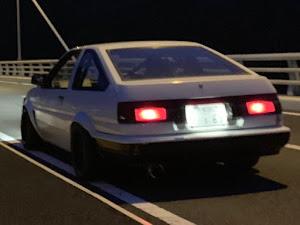 スプリンタートレノ AE86 GT-V のカスタム事例画像 Garage1003さんの2019年05月27日20:28の投稿