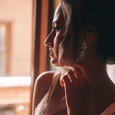 Wedding photographer Sergey Artyukhov (artyuhovphoto). Photo of 19.10.2018
