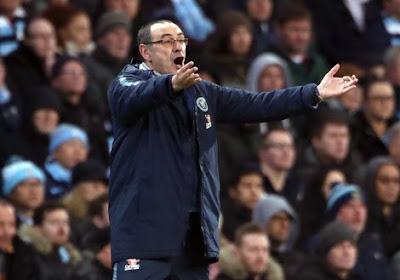 "Maurizio Sarri avant la finale contre Manchester City : ""Retrouver de la confiance"""