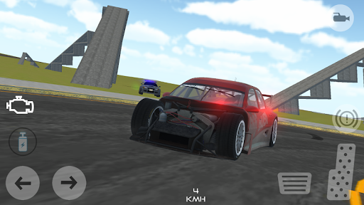 Extreme Fast Car Driving screenshot 1