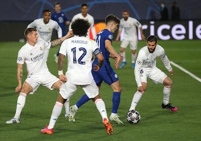 🎥 Ligue des champions : Le Real Madrid tenu en échec par Chelsea