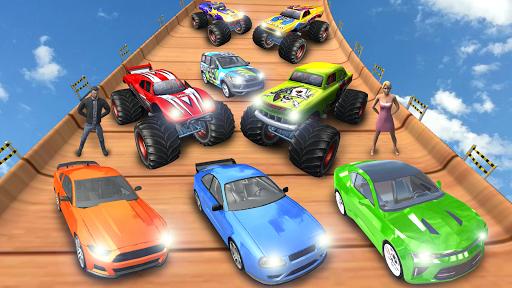 Ramp Car Stunt Races GT Car Impossible Stunts Game 1.0.59 screenshots 4