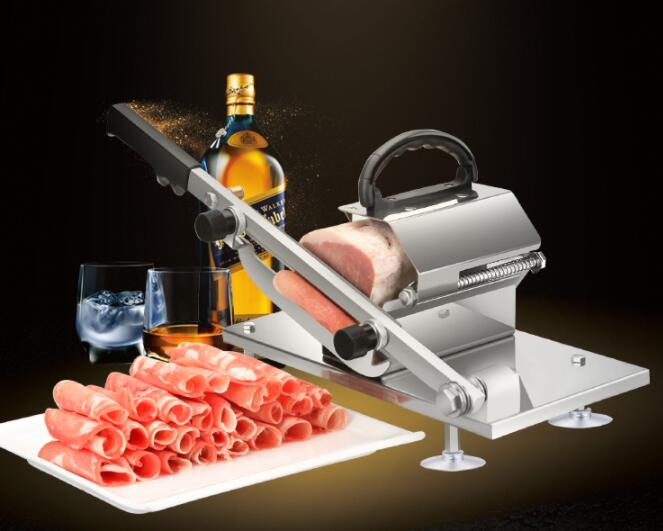 Details about  /Ultimate All-Purpose Meat Chef Slicer Alloy+Stainless Steel Household Thickness