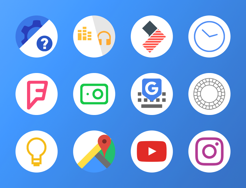 Potem - Icon Pack Screenshot 7