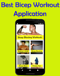 Killer Bicep Workouts - náhled