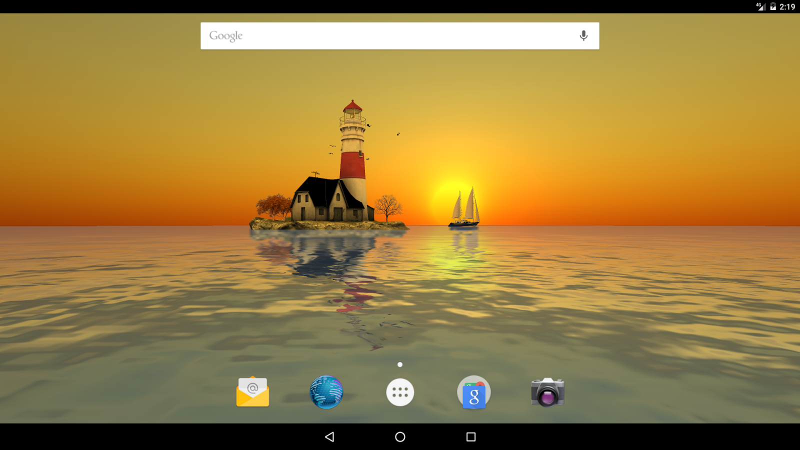 Lighthouse 3d live wallpaper android apps on google play - Lighthouse live wallpaper ...