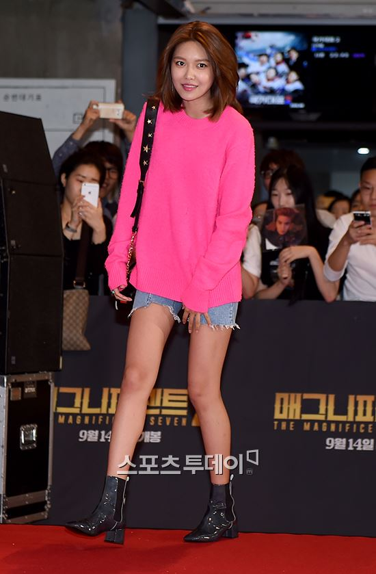 sooyoung legs 17