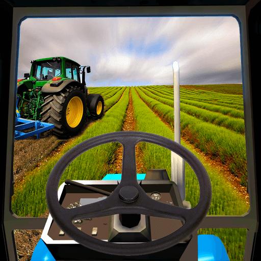 Drive Tractor Simulator