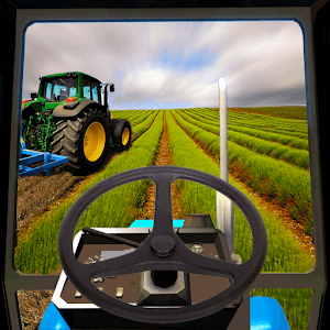 Drive Tractor Simulator for PC and MAC
