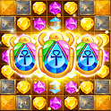 Egypt Puzzle Diamond