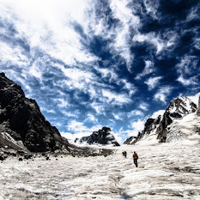 life's an adventure,dare it by Jayanta Roy - Landscapes Mountains & Hills