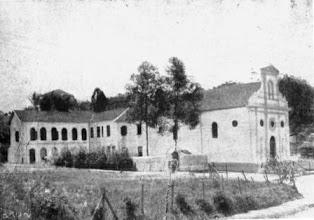 Photo: Terra Santa, no Valparaíso. Coleção do Museu Imperial. Década de 20