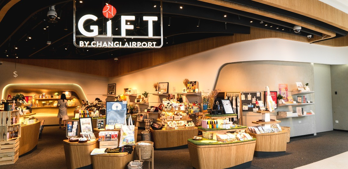GIFT By Changi Airport