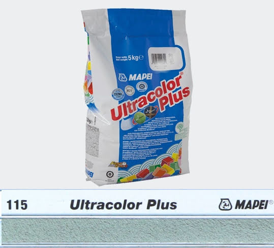 Ultracolor Plus Fogmassa 115 River Grey 5kg