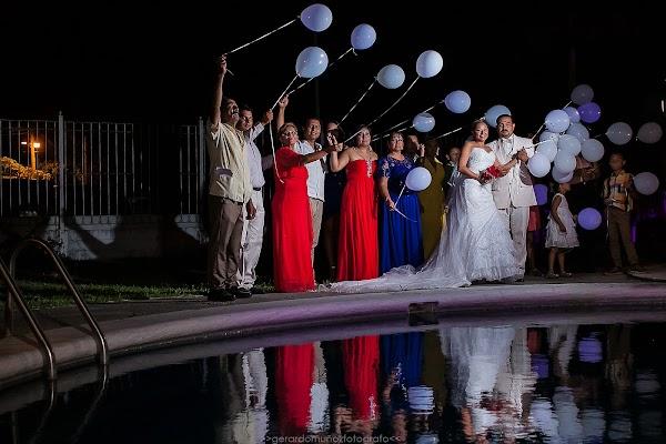 Fotógrafo de bodas jesus gerardo munoz ortega (gerardodgphoto). Foto del 22.05.2015