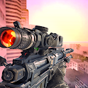 New Sniper 3d Shooting 2019 - Free Sniper Games icon