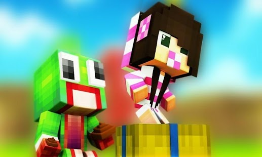 Girl Mods MCPE Skins Installer Screenshot