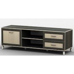 Тумба под телевизор ТВ-АКМ 205 разработана и произведена Фабрикой Тиса мебель