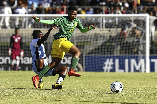 Banyana star defender Bambanani Mbane is not ruling out a move to play abroad.