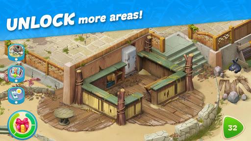 Hawaii Match-3 Mania Home Design & Matching Puzzle screenshot 19