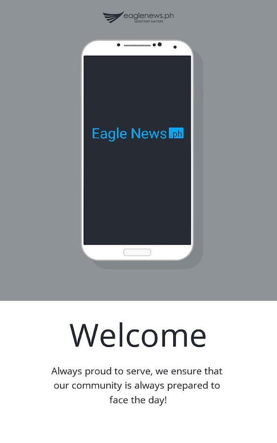 Eagle News- screenshot