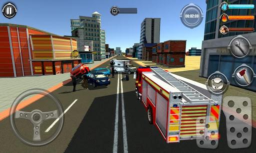 NY City FireFighter 2017  screenshots 4