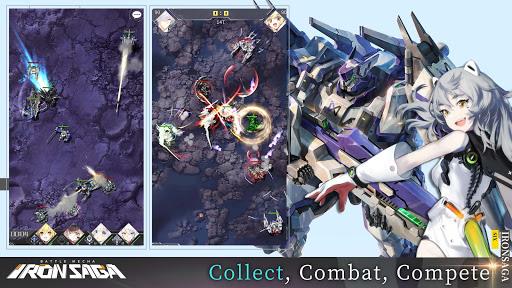 Iron Saga - Battle Mecha 2.27.3 screenshots 6