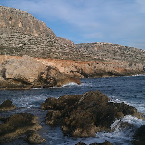 LAPSI MALTA by Amadeo Axiak - Landscapes Beaches