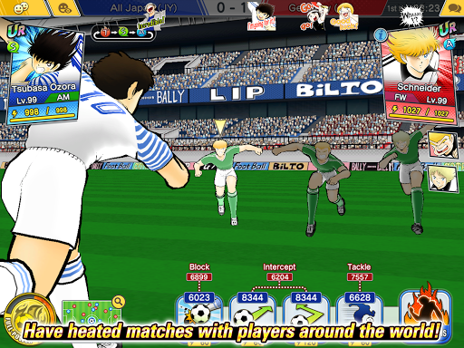 Captain Tsubasa: Dream Team apkpoly screenshots 8