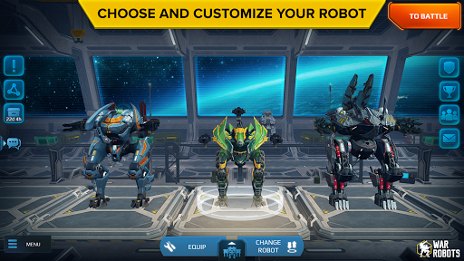 War Robots 5.2.1 screenshots 2